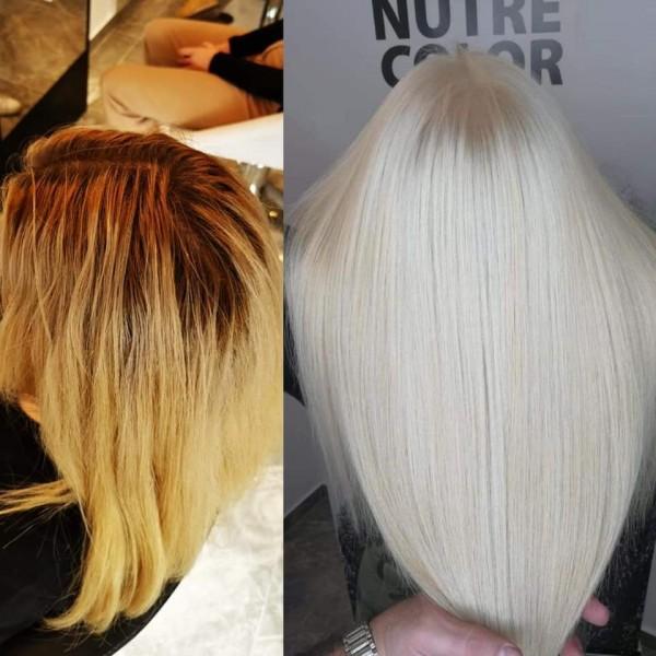 blajh frizerski salon Slash Hairstyle