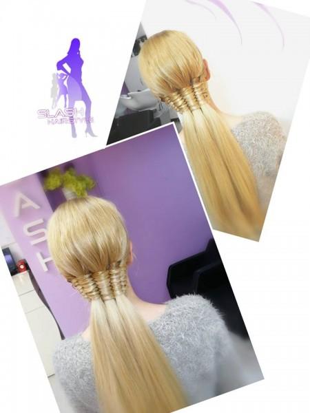 pletenice svečane frizure