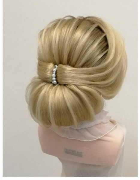 punđa svečane frizure