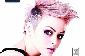 hair tattoo- frizerski studio slash